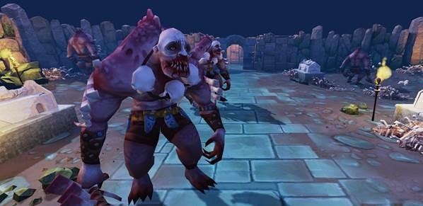 Ravenous ghoul news image