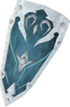 Rune kiteshield (t) detail
