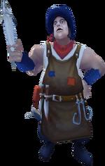 Salmon Max (fish merchant)