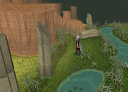 Ullek ruïnes