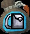 Wise worldbearer pouch detail