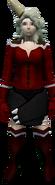 Beach Vanilla Hair equipped (female)