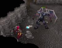Black demon safespot
