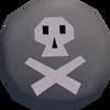 Death rune (Dungeoneering) detail