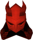 Dragon helm detail