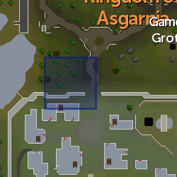 Ghost (Falador) location