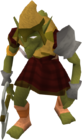 Goblin red old