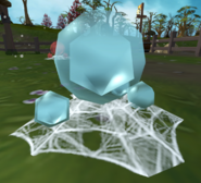 Ice spider egg (NPC)