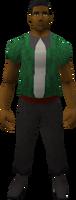 Retro fine shirt (male)