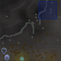 Shooting Star (Wilderness Volcano) location