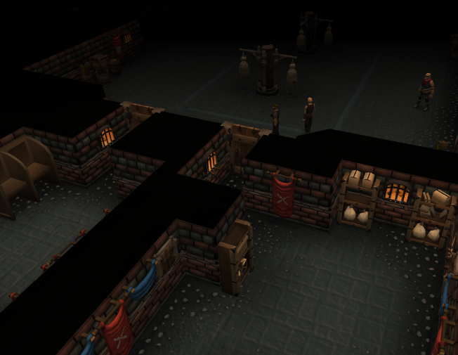 Runescape blackjack thieving guild map of the strip las vegas casinos