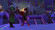 Virii fight