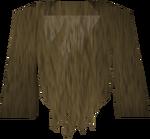 Wood camo top detail