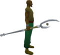 Air staff (Dungeoneering) equipped.png
