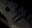 Burnt tiger shark