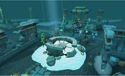 God Wars Dungeon centre