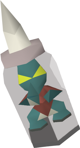 Kingly Impling Jar Detail