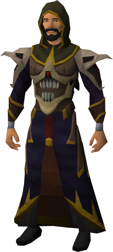 Necromancer Outfit Runescape Wiki Fandom Powered By Wikia
