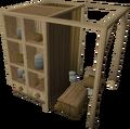 Oak larder built