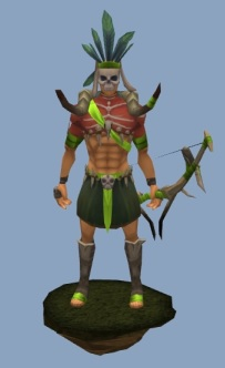 Spirit Hunter male outfit news image