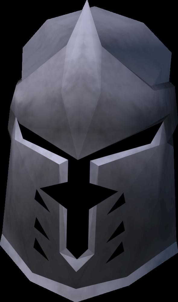 Steel Full Helm Runescape Wiki Fandom Powered By Wikia