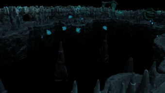 Tears of Guthix Cavern