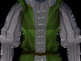 Theatrical tunic (yellow, male)