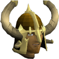 Berserker helm (charged) chathead
