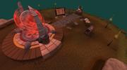 Deathmatch lobby