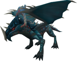 Elite rune dragon