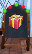 Event noticeboard (Christmas 2017)