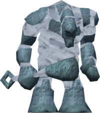 Lava titan (Familiarisation)