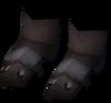 Lucky Bandos boots detail