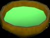 Milky nettle tea detail