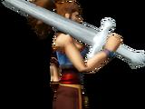 Necronium 2h sword