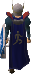 New Agility cape