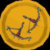 Ocean's Archer Crossbow token detail