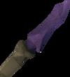 Off-hand novite dagger detail
