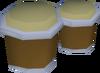 Penguin bongos (Back to the Freezer) detail