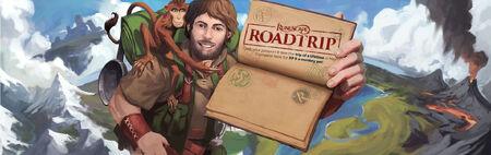 RuneScape Road Trip head banner