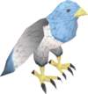 Saradomin bird pet