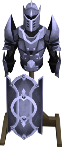 Skill hall mithril armour