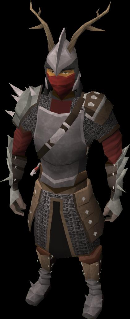 Vanguard Armour Runescape Wiki Fandom Powered By Wikia