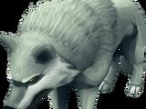White wolf (Burthorpe)