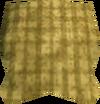 Woven top (tan) detail