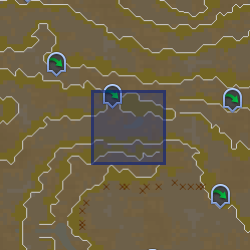 Ambush Commander location