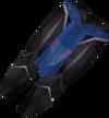 Black platelegs (h2) detail
