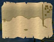 Boot route kaart meiyerditch