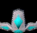 Enchanted water tiara