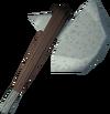 Hatchet (class 5) detail